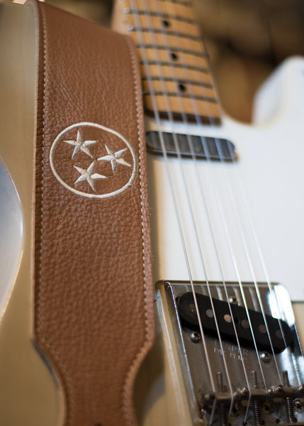 Franklin Straps - Tennessee Tri-Star