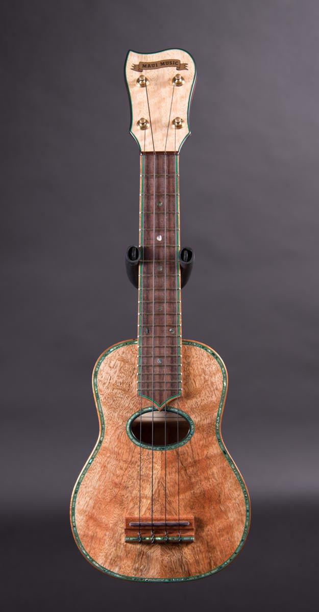 Maui Music Soprano Deluxe New
