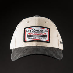 Carter Vintage Guitars Sign Patch Hats