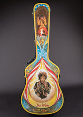 James A. Willis Custom Jimi Hendrix Case