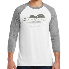 Carter Vintage Guitars Baseball T-Shirt