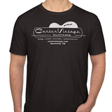Carter Vintage Guitars Short Sleeve Men's T-Shirt - Carter Vintage Guitars