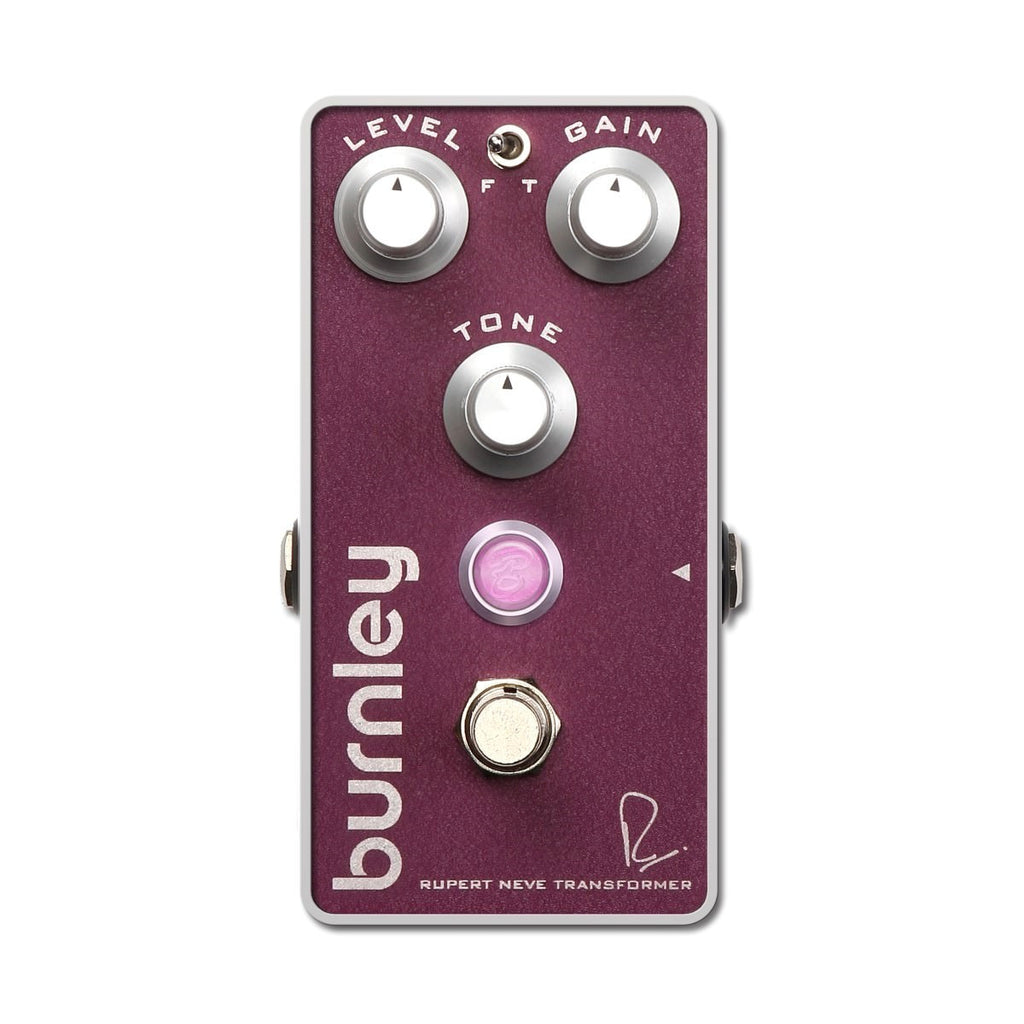 Bogner Burnley Classic Distortion Pedal