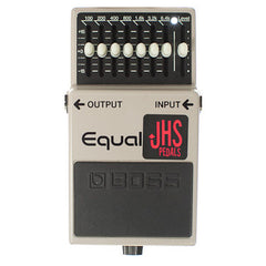 JHS GE-7 Equalizer Boss modified by JHS