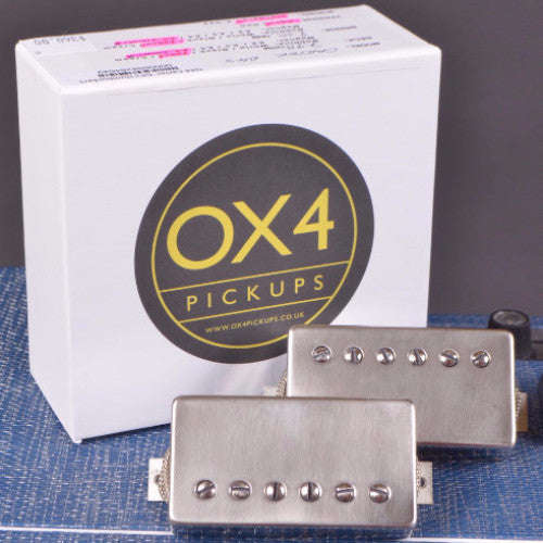 OX4 PAF Humbucker Set New