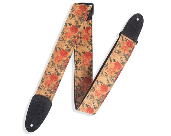Levy's Straps - Printed Natural Cork