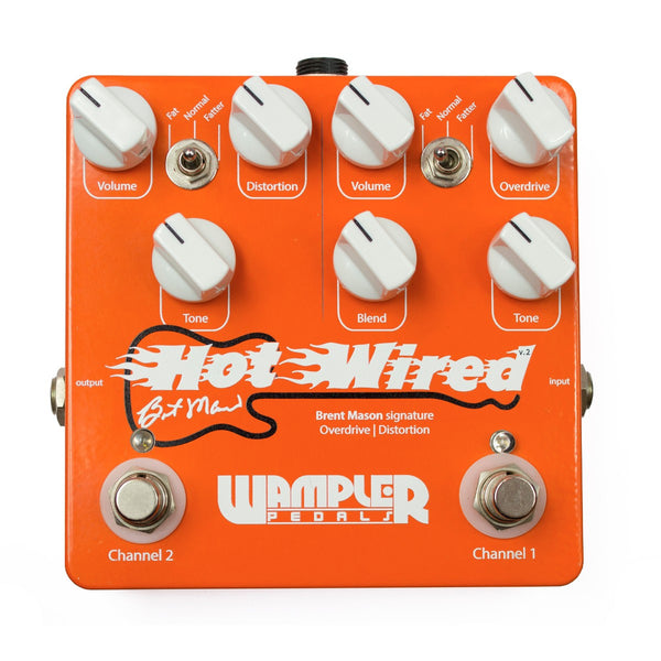 Wampler Hot Wired