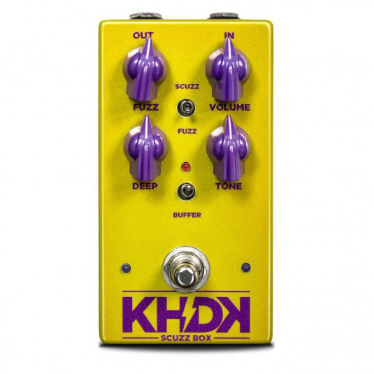 KHDK Scuzz Box Fuzz