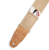 Levy's Straps - Standard Natural Hemp
