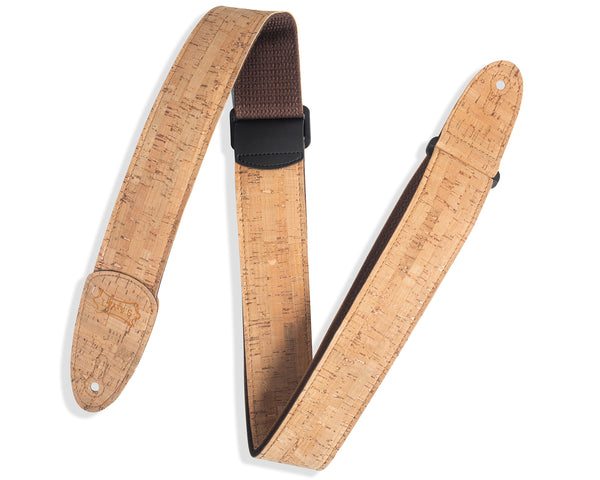 Levy's Straps - Standard Natural Cork