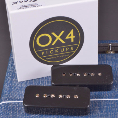 OX4 P90 Black Set New