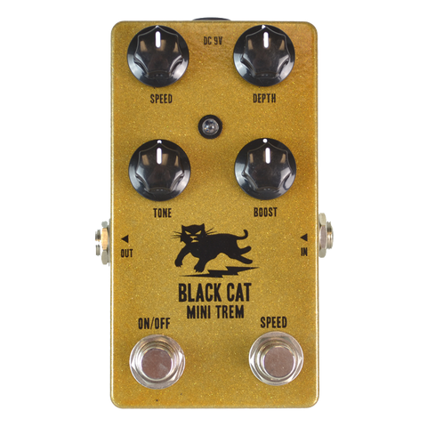 Black Cat Pedals Mini Trem