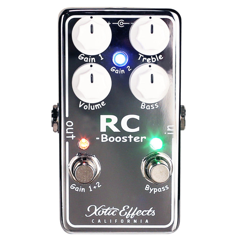 Xotic Effects RCB-V2 RC Booster