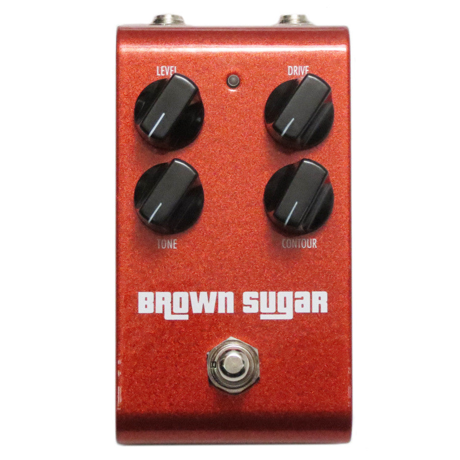 Rockbox Brown Sugar Distortion