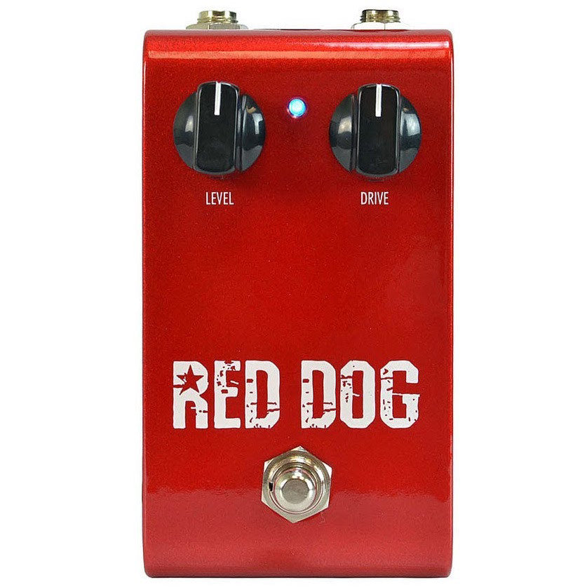 Rockbox Red Dog Overdrive