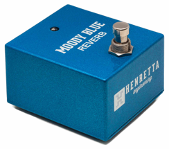 Henretta Engineering Moody Blue