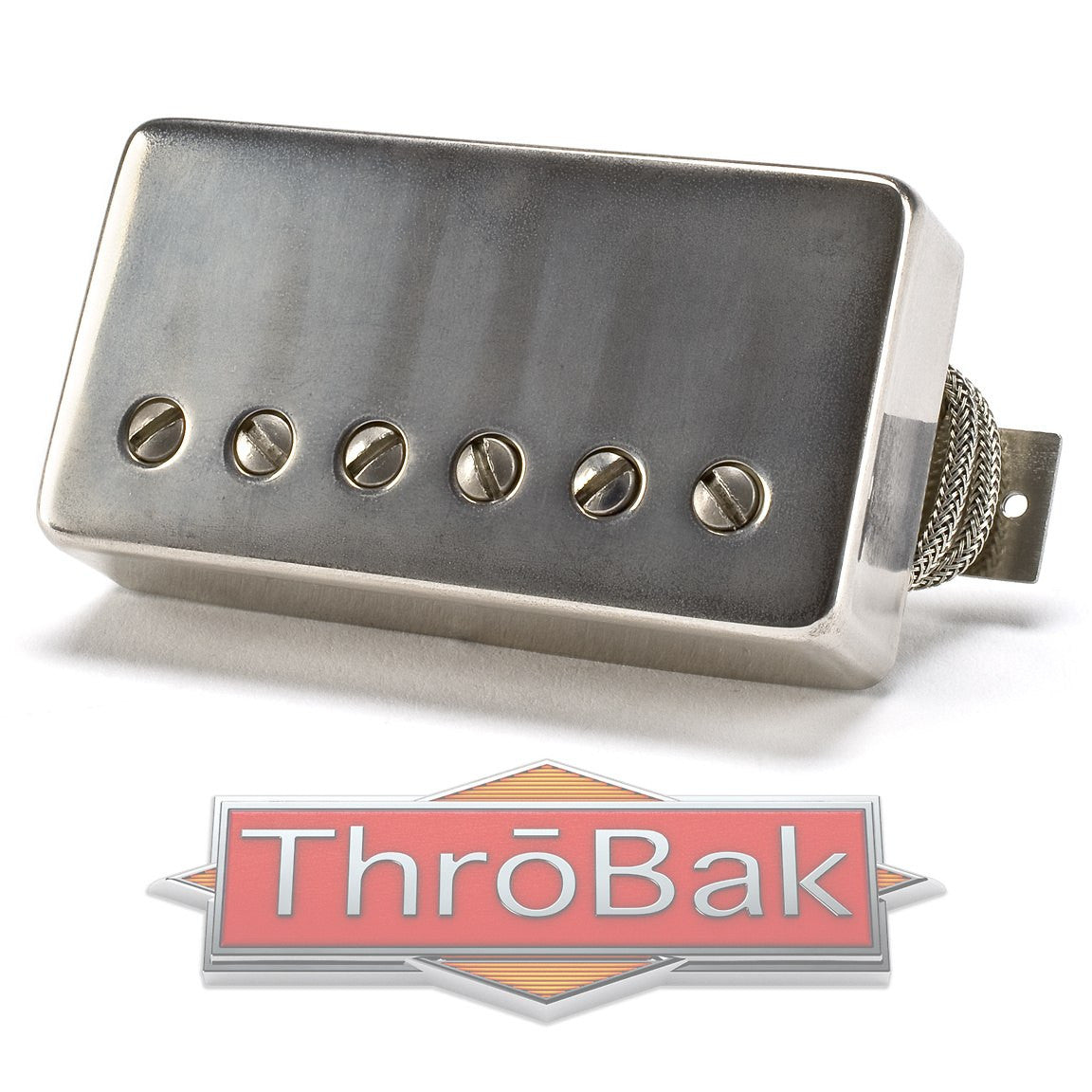 Throbak KZ-115 Humbucker Aged Set New