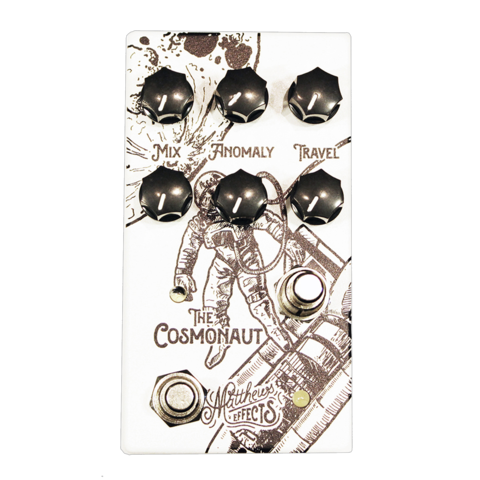 Matthews Effects The Cosmonaut