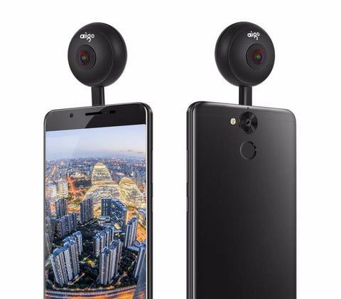 Mini Ai360 VFR Smart Phone Panoramic Camera from lockdownmycontroller.com