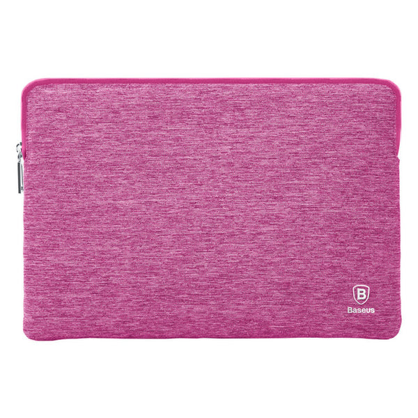 "Violet Soft Waterproof Zip Pouch for Macbook Pro 13"" & 15"" from lockdownmycontroller.com"