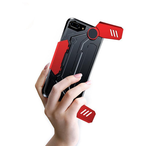 Mobile Gaming Transformer Case for iPhone 7, 8, Plus from lockdownmycontroller.com