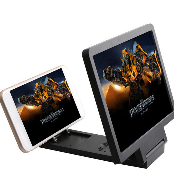 Screen Magnifying Stand for iOS and Android Smart Phones by lockdownmycontroller.com