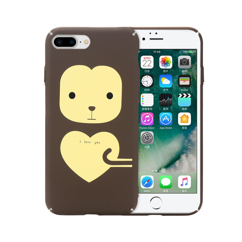 Anime Gummy Cases for iPhone™ 7 & 8, 7 & 8 Plus