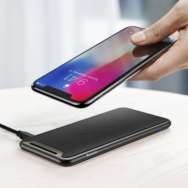 Triple Coil Qi Wireless Charger For Smart Phones