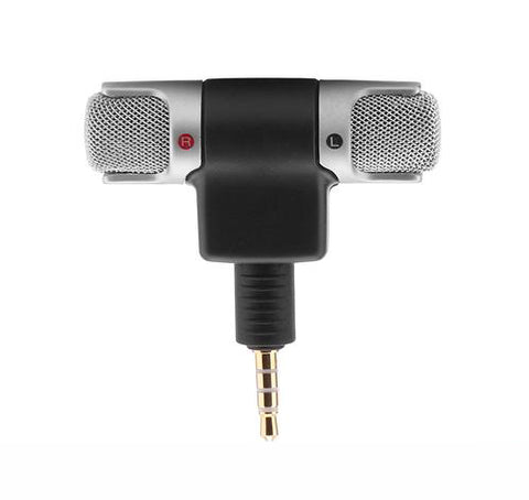 Digital Stereo Recording Microphone for Smart Phones from lockdownmycontroller.com