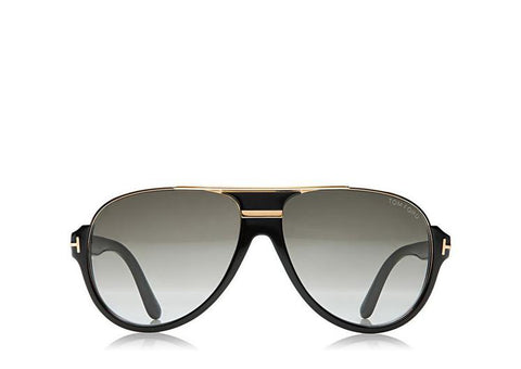 TOM FORD DIMITRY VINTAGE AVIATOR SUNGLASS