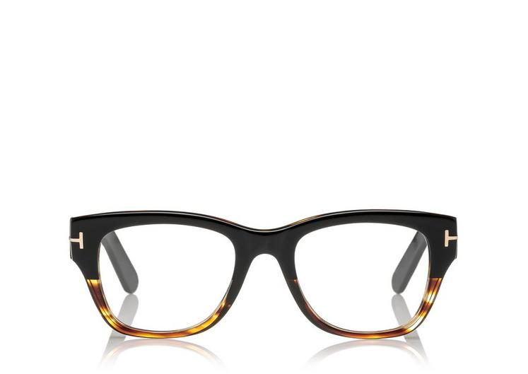 tom ford two tone SQUARE OPTICAL FRAME