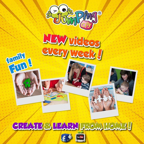 New Learn at Home Video Tutorials Released Every Week