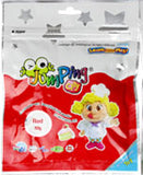 10 Pack Special | Air Drying Coloured Clay Refill Sachets | Bundle Deal