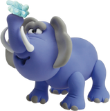 Elephant | Clay Modelling Kit - JumpingClay - 2