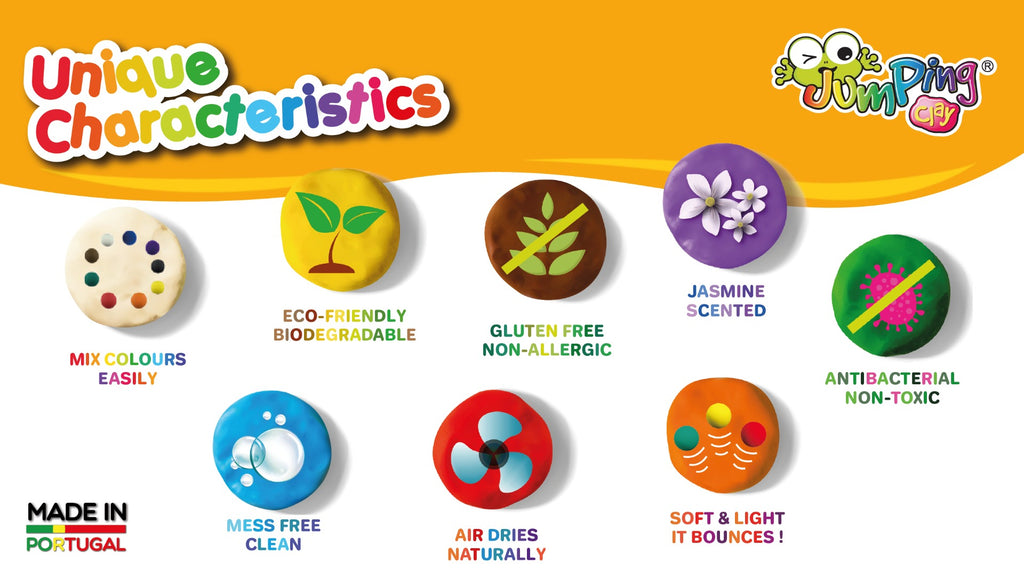 Buy Kids Clay - Free Delivery on Orders over £40.
