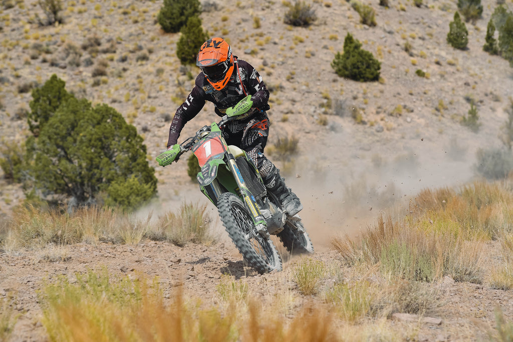 FlowVision's JACOB ARGUBRIGHT RETURNS TO THE PODIUM AT ROUND 4 OF AMA NATIONAL HARE AND HOUND