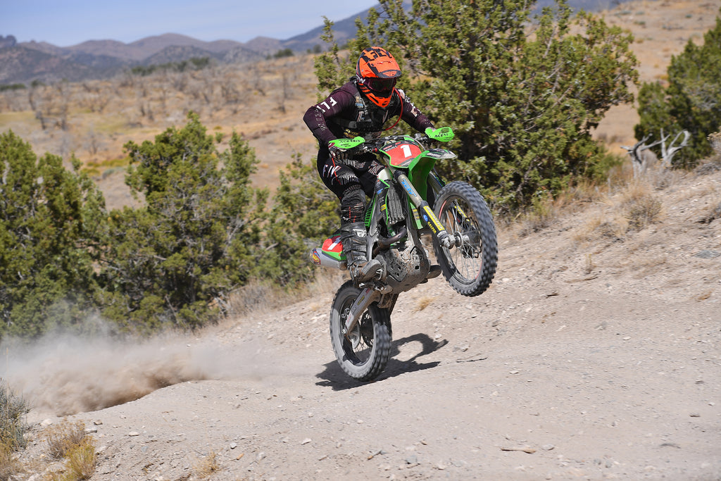 FlowVision's JACOB ARGUBRIGHT TAKES 3RD OVERALL AT AMA NATIONAL HARE AND HOUND