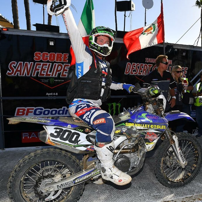 Baja 500 Race Recap: 1st place 30+ Pro FlowVision Sponsored 300X