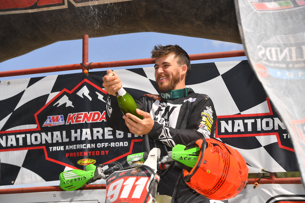 FlowVision's Argubright Keeps Championship In Close Sight After Round 5 Of The AMA National Hare & Hound Championship In Utah
