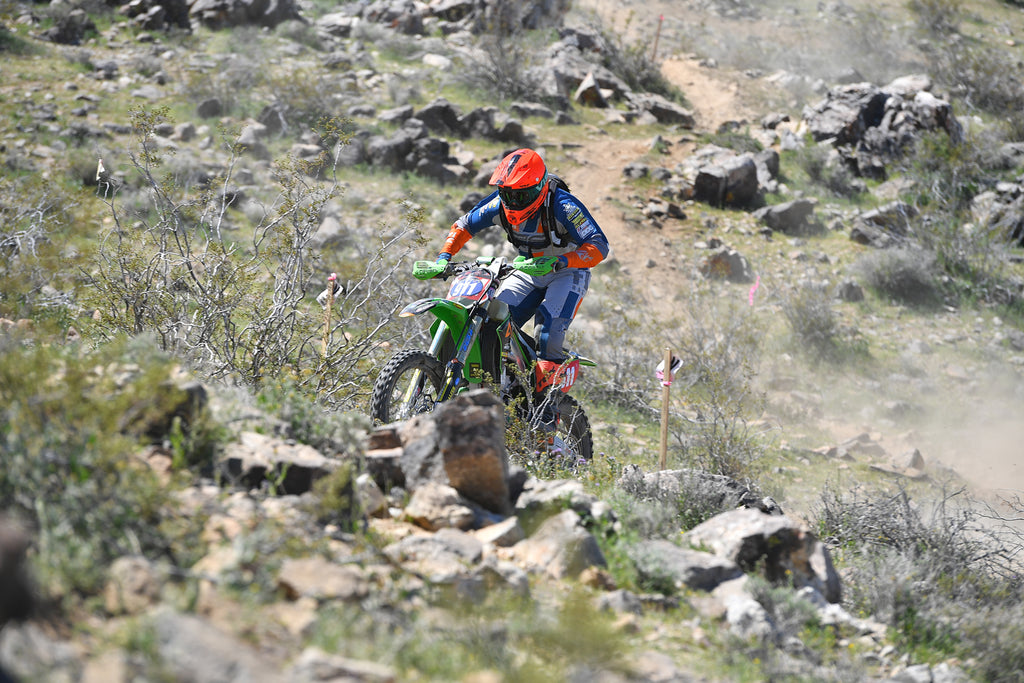 FlowVision's Jacob Argubright Wins Overall at Round 1 of AMA West ISDE Qualifier