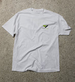Flow Vision® Corpo T-Shirt: White