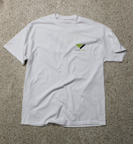 Flow Vision Corpo T-Shirt: White