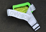 Flow Vision Youth Section™ Motocross Goggle: Platinum