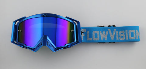Flow Vision Rythem™ Motocross Goggle: Fresno Smooth