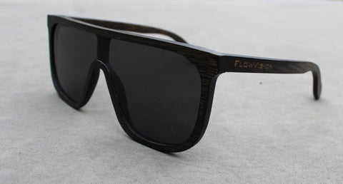 Flow Vision Podium™ Sunglasses: Blackout