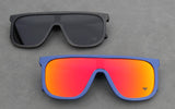 Flow Vision Podium™ Sunglasses: Liberty(Blue/Red)
