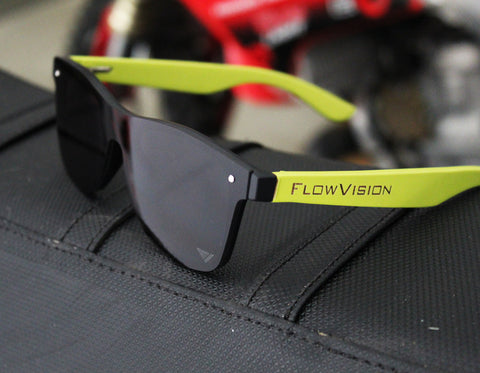 Flow Vision Rythem™ Sunglasses: The Flow