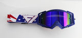 Flow Vision Rythem™ Motocross Goggle: Freedom