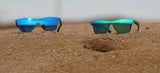 Flow Vision Rythem™ Sunglasses: Blue