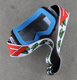 Flow Vision Youth Section™ Motocross Goggle: T Rex